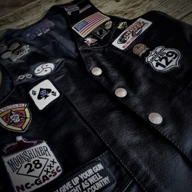 MotorcycleVest - Bikers Against Human Trafficking